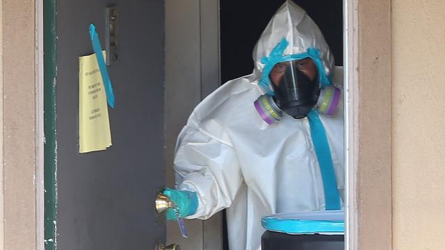 Aantal ebolapatiënten Guinee sterk gegroeid