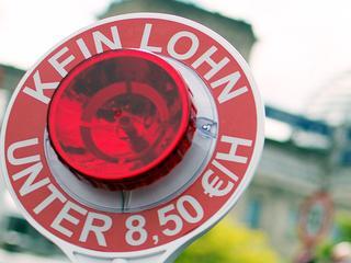 Bedrijven vrezen gevolgen minimumloon van 8,50 euro per uur