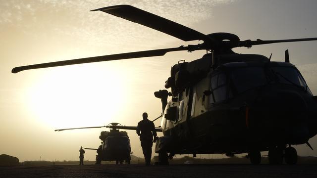 Zwaargewonde VN-militair Mali is terug in Nederland