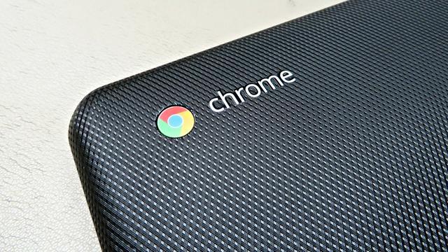 Google doneert miljoenen om vluchtelingen aan Chromebooks te helpen