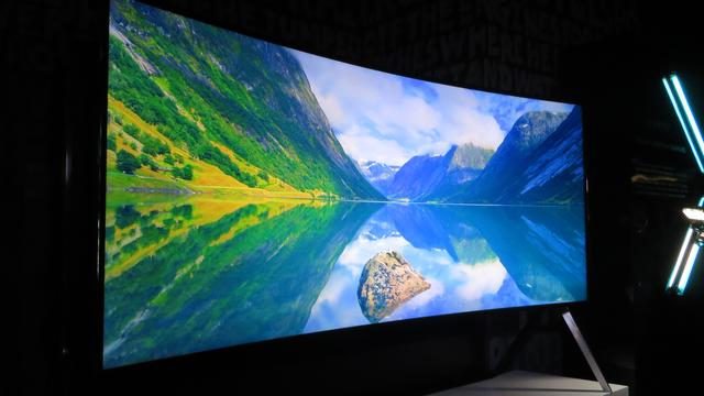 Samsung presenteert eerste tv's met quantum dot-technologie