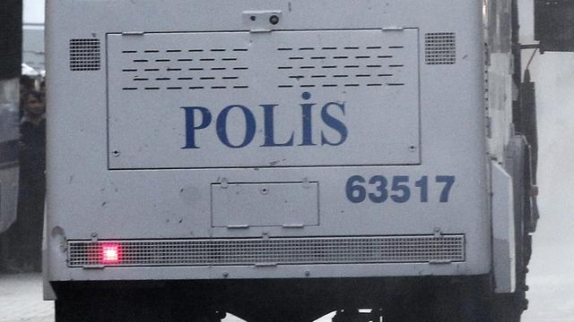 Inval bij pro-Koerdische partij HDP in Istanbul
