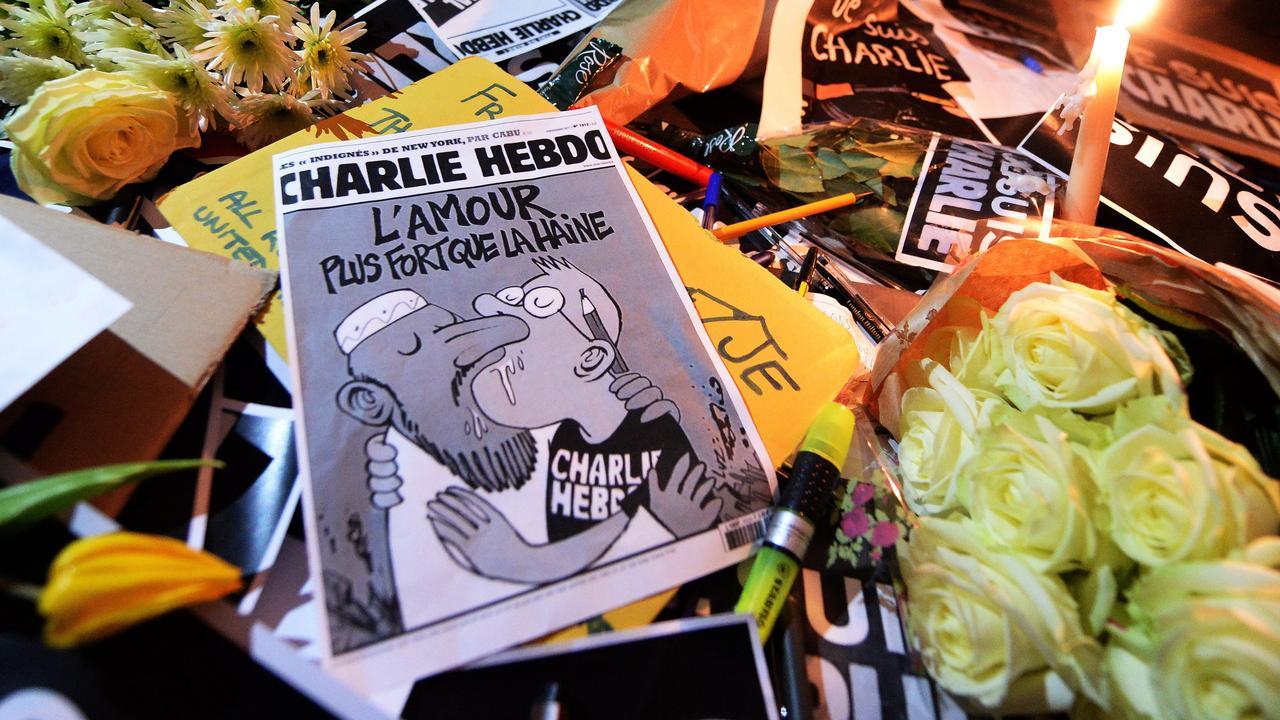 Spontane betogingen na aanslag Parijs