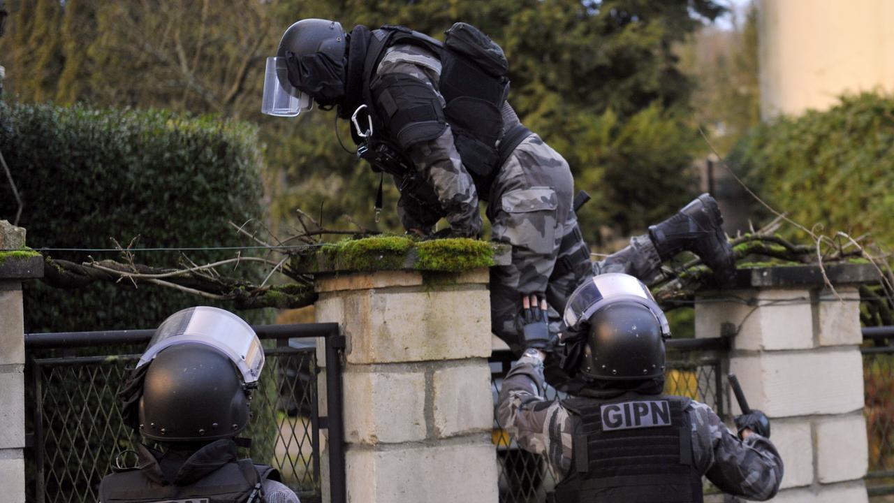 Zoektocht naar de Charlie Hebdo-schutters