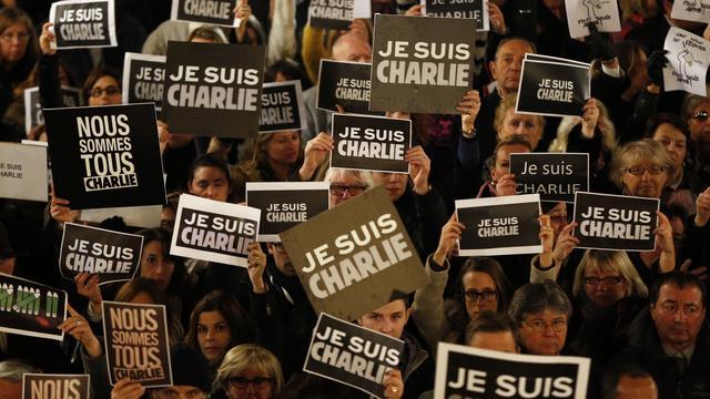 Reconstructie: De aanslag bij Charlie Hebdo in beeld