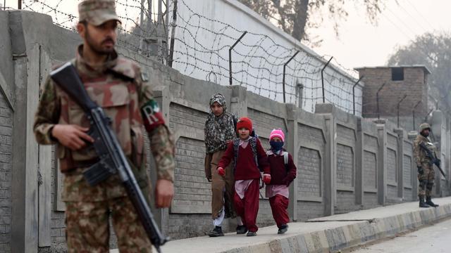 Pakistaans leger doodt 34 rebellen