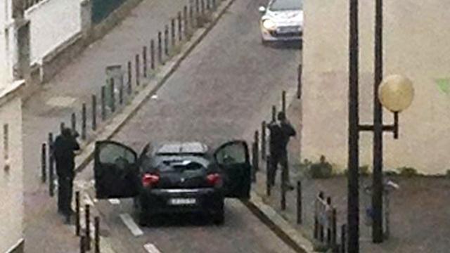 Aanhoudingen voor rol bij aanslag Charlie Hebdo