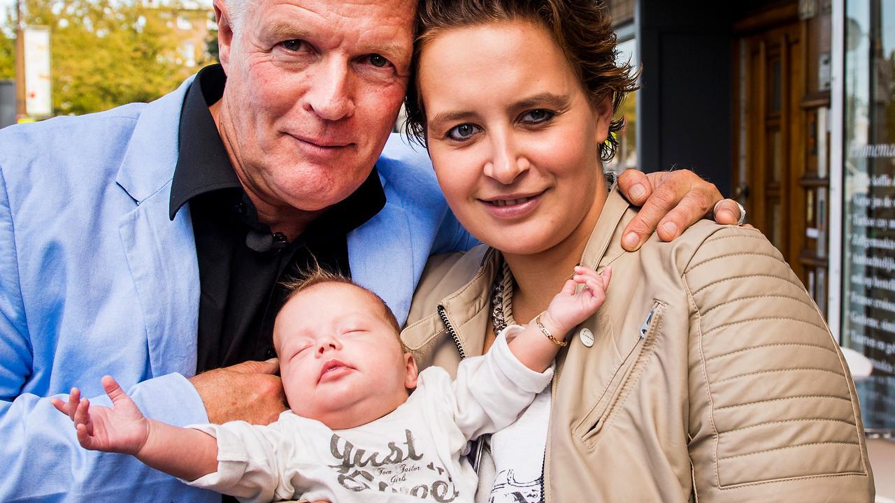 Peter Jan Rens op vakantie met ex en dochter