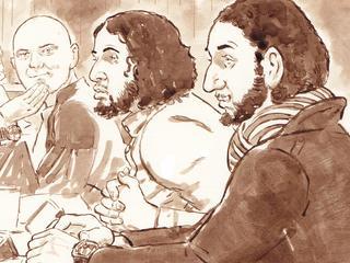 Rechtbank acht niet bewezen dat de twee naar Syrië gingen om te vechten