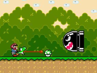 Mario leert spelwereld en spelregels zelf kennen