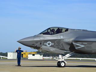 Mogelijk reparatie luchtvaartelektronica Joint Strike Fighter op locatie