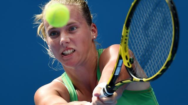 Hogenkamp wint opnieuw in kwalificatie Australian Open
