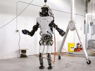 Google kocht robot-lab Boston Dynamics eind 2013