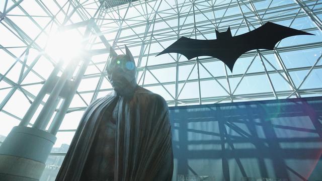 Nieuwe reeks Batman-games verschijnt deze zomer