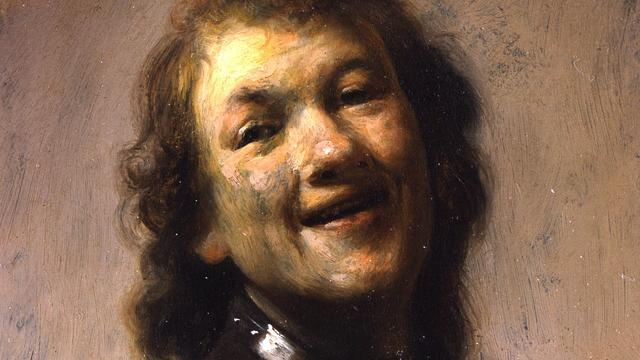 Late Rembrandt in beeld