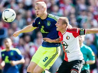 Ajax zette 32 duels in winst om, Feyenoord triomfeerde elf keer