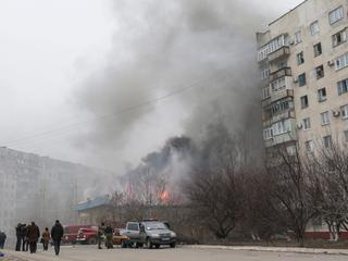 Oekraïense rebellen ontkennen offensief op Marioepol