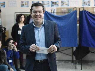 Links-radicale partij zou 36 tot 38 procent van de stemmen hebben gekregen