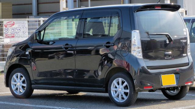 Klokje Rond - Suzuki Wagon R+