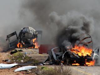 Militante sjiitische beweging is niet van plan een offensief te starten