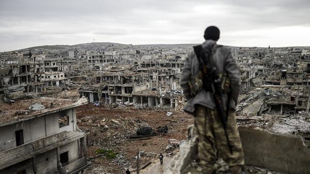 'Koerden in Noord-Syrië voeren federaal systeem in'