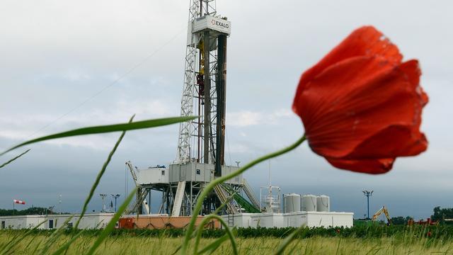 Kamer tegen winning schaliegas tot en met 2023