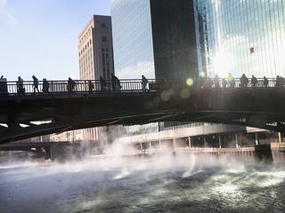 In het gebied vanaf Chicago naar steden als New York en Boston al meer dan duizend vluchten geannuleerd