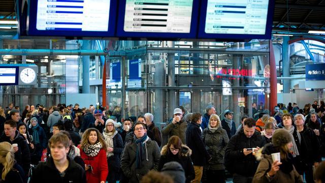 Seinstoring veroorzaakt overlast voor treinverkeer in Randstad