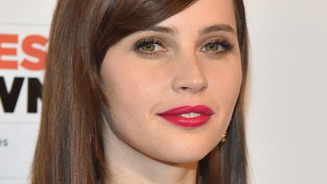 'Star Wars-actrice Felicity Jones is verloofd'