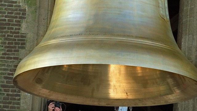 Kerkklokken Delft luidden om de minuut door defect uurwerk