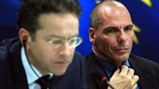 Geen verklaring na intens Griekenland-overleg