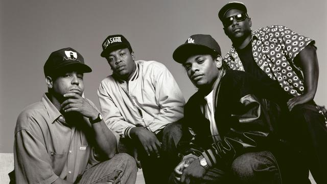 Rapgroep N.W.A. opgenomen in Rock and Roll Hall of Fame