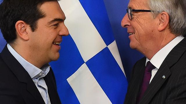 EU vraagt Griekenland in te binden