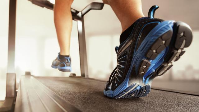 Steeds meer ouderen naar sportschool