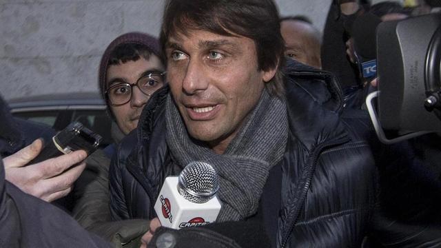 Italiaanse bondscoach Conte mogelijk vervolgd voor matchfixing