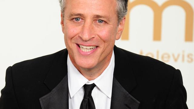 Vertrekkende Jon Stewart gaat collega's missen