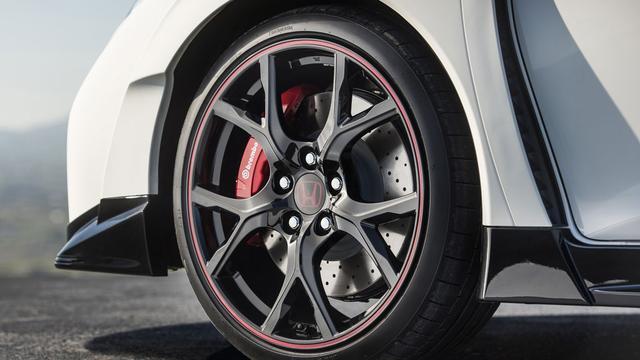 Honda Civic Type-R haalt 270 km/h