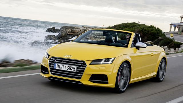 Audi bepaalt prijzen nieuwe TTS