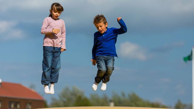 Inspanningsastma al bij jonge kinderen aan te tonen