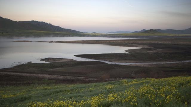 'Decennia van ernstige droogte tussen 2050 en 2100 in zuidwesten VS'