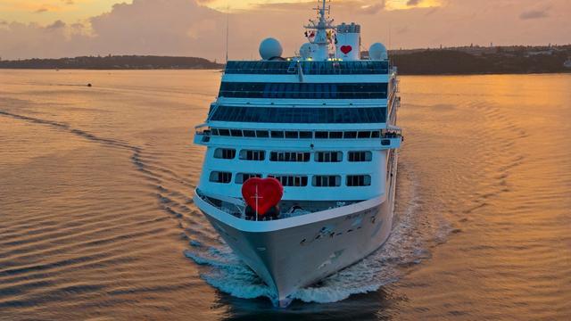Minder Nederlanders op cruisevakantie in 2014