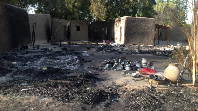 Strijders Boko Haram in gevecht met Nigeriaans leger bij Gombe