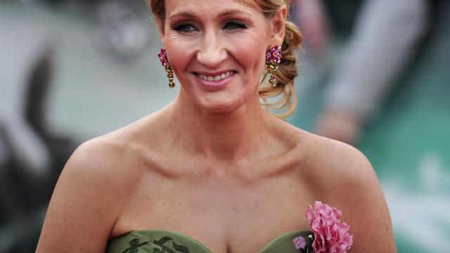 J.K. Rowling krijgt prijs voor literaire bijdrage