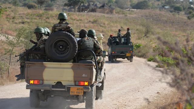 Nigeria en Kameroen bevrijden 850 dorpelingen van Boko Haram