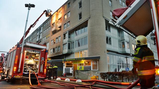 Afgebrande seniorenflat Nijmegen had veel mankementen