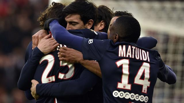 Paris Saint-Germain wint ook eerste competitiewedstrijd na winterstop