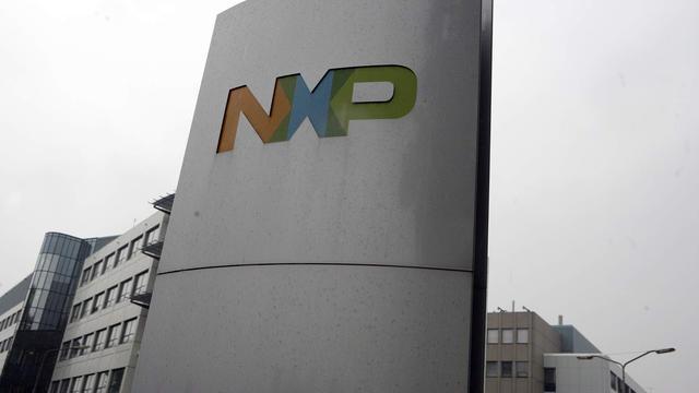 Dip in vraag naar chips NXP Semiconductors
