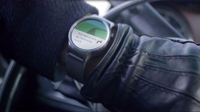 'Arm te gebruiken als touchscreen voor smartwatches'