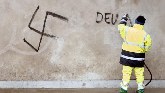 Vorig jaar minder antisemitische incidenten gemeld