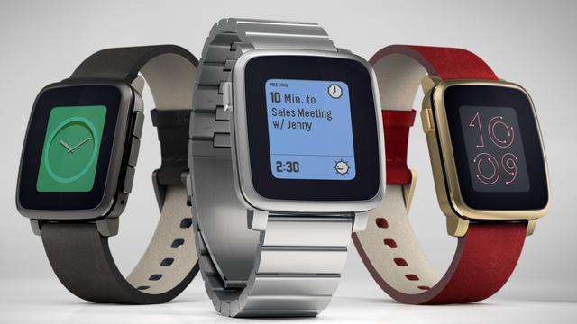 Smartwatchmaker Pebble ontslaat kwart van personeel